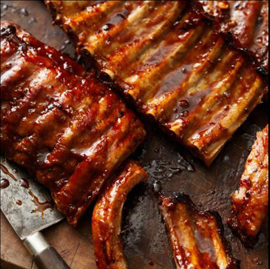 Savanna Pork Ribs Smokey BBQ