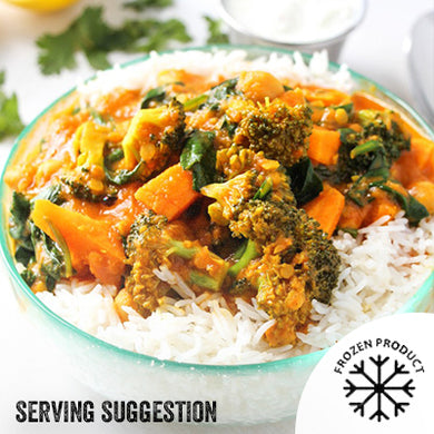 Vegetable Curry 300g