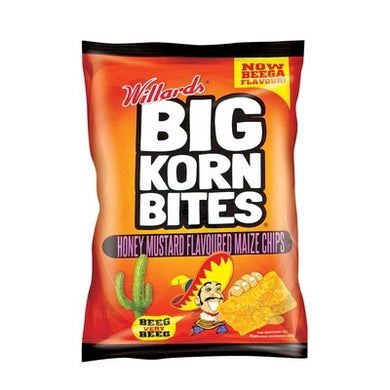 Willards Big Korn Bites Honey Mustard BB (03.09.19)