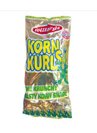 Willards Korn Kurls 100gr