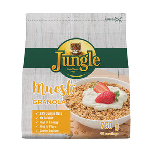 Jungle Muesli Granola 750gr