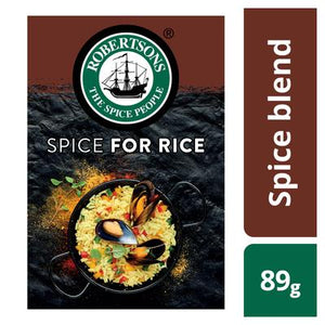 Robertsons Spice for Rice Refill 89gr