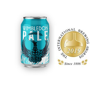 Wimbledon Pale Ale 330ml