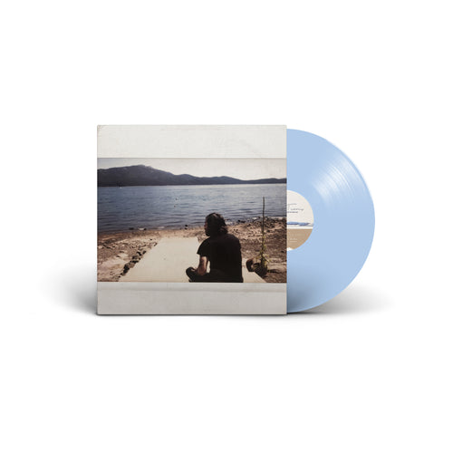 There's A Place I Want To Take You (Baby Blue Vinyl)