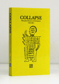 Collapse Volume I: Numerical Materialism