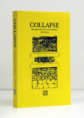 Collapse Volume II: Speculative Realism
