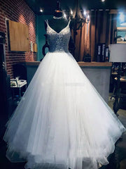 onlybridals  A Line Wedding Dress Flowers Bride Dress 2019 Backless Princess Long Boho Floor Length Wedding Gown - onlybridals