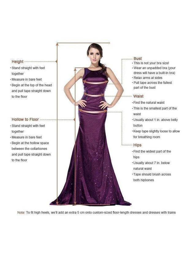 Deep V Neck Mermaid Prom Dress with Long Sleeves