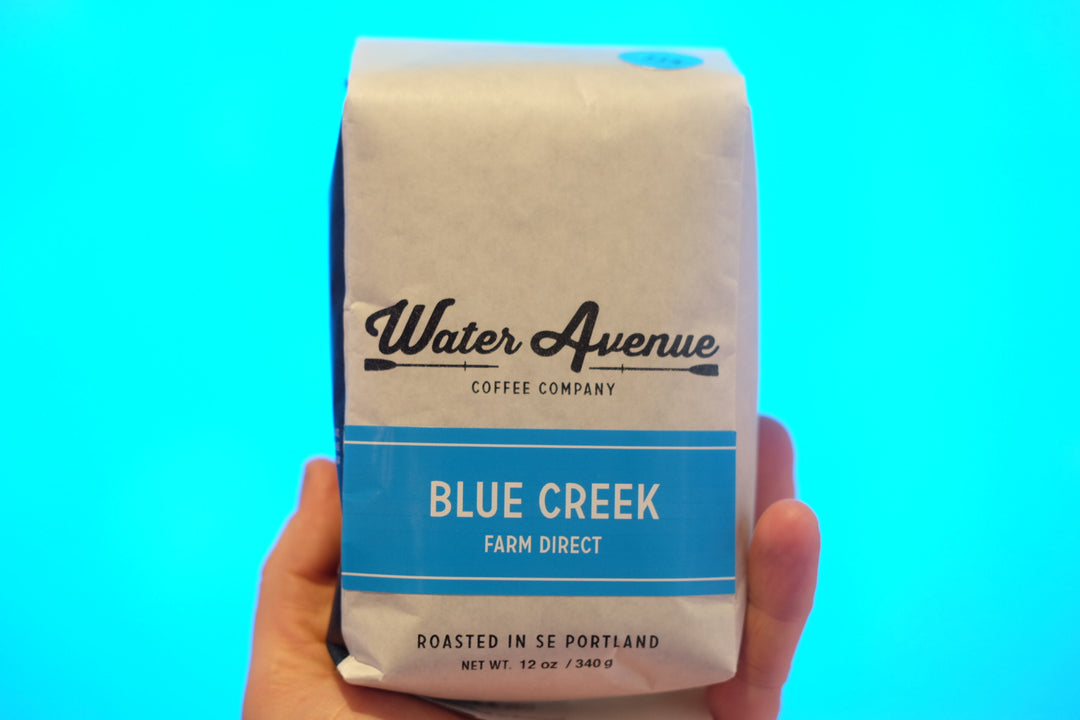 A New Blend and a New Name