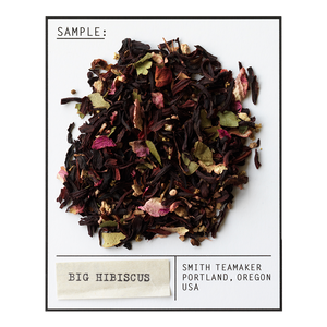 Big Hibiscus Tea