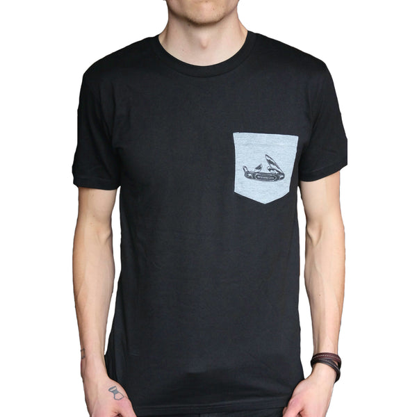 Water Avenue Camper Pocket Tee