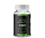CBD Oil Capsules 30 count 600mg - HemptopiaCBD