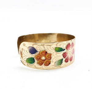 Copper monarca bracelet (B2-mon)