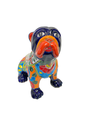 Medium bulldog (blue)