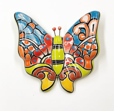 Sm talavera butterfly(lime green)