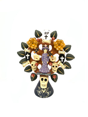 Tree of life (catrina)