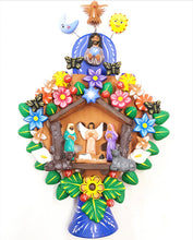 Load image into Gallery viewer, tree of life nativity (bright)