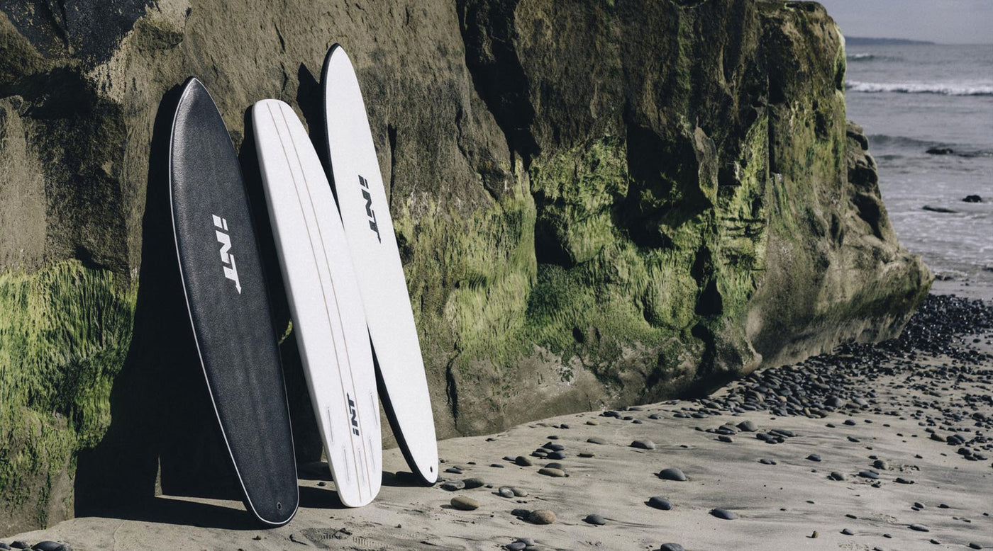 The New Int Hybrid Soft Surfboard Collection Int Softboards