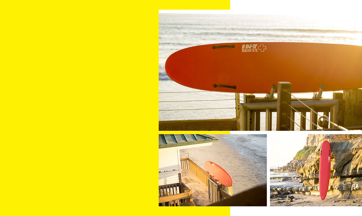 INT Softboards - American Made Surfboards