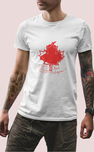 The Canadian Dream H/S T-Shirt