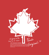 Load image into Gallery viewer, The Canadian Dream H/S T-Shirt for Women