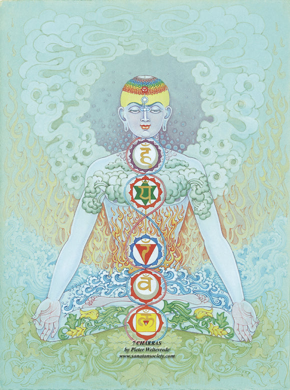 What is a Chakra and Aura Treatment?
