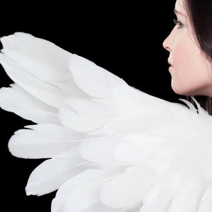 angel wing lady