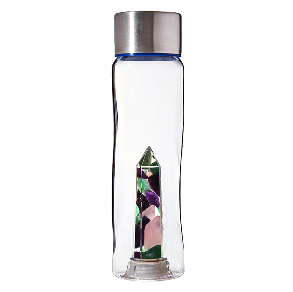 glow gemstone bewater bottle