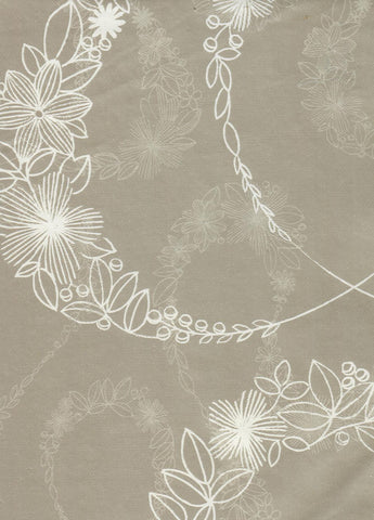 1874 Fern by the yard - vinyl sheeting 54 inch wide