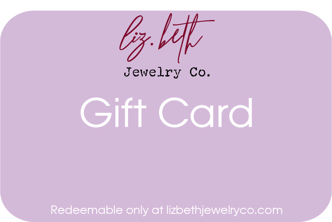 Liz.Beth Jewelry Co. Gift Card