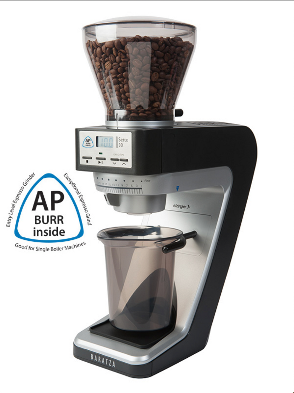 Sette 30 AP | Conical Burr Coffee Grinder