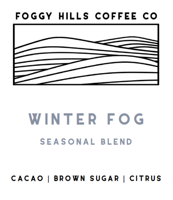 Seasonal Blend | Winter Fog
