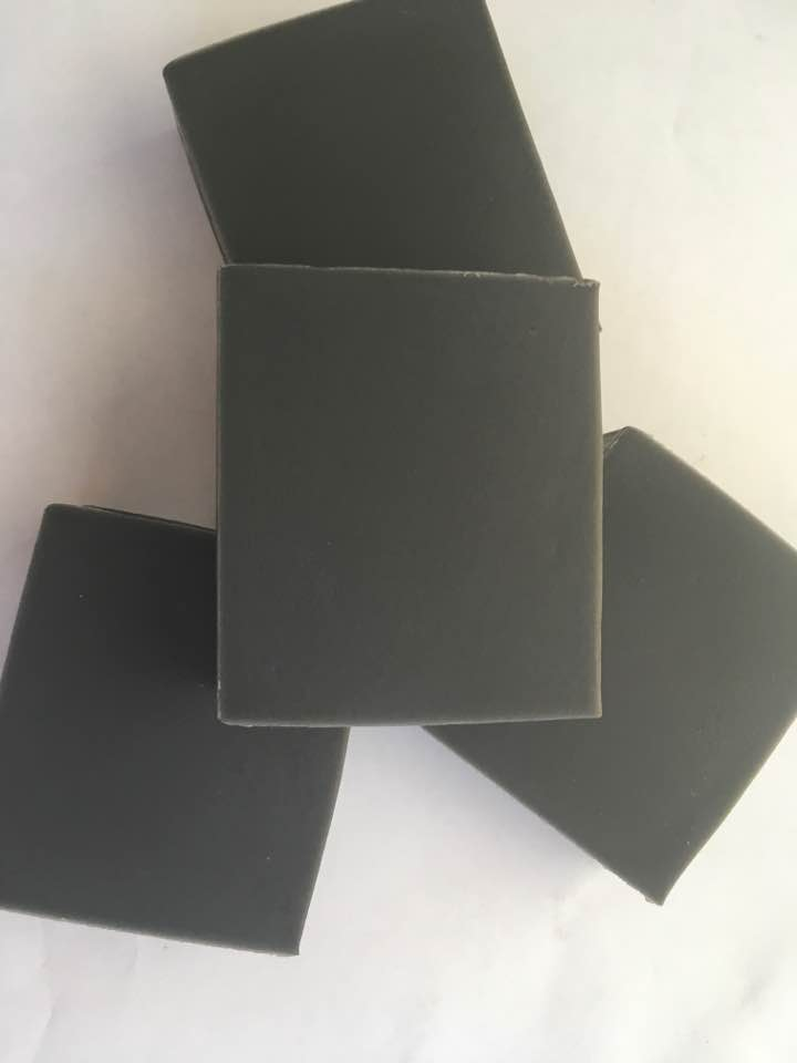 Tea Tree & Activated Charcoal, Vegan Artisan Soap
