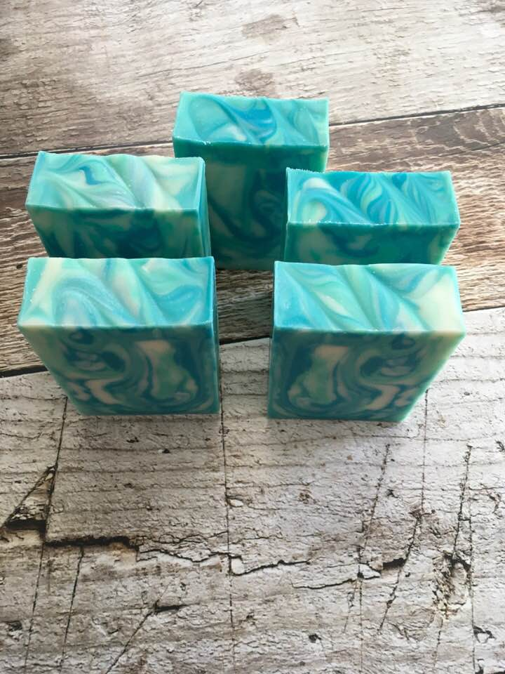 Bahama Breeze Artisan Soap