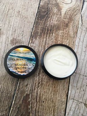 Bahama Breeze Shea Body Cream