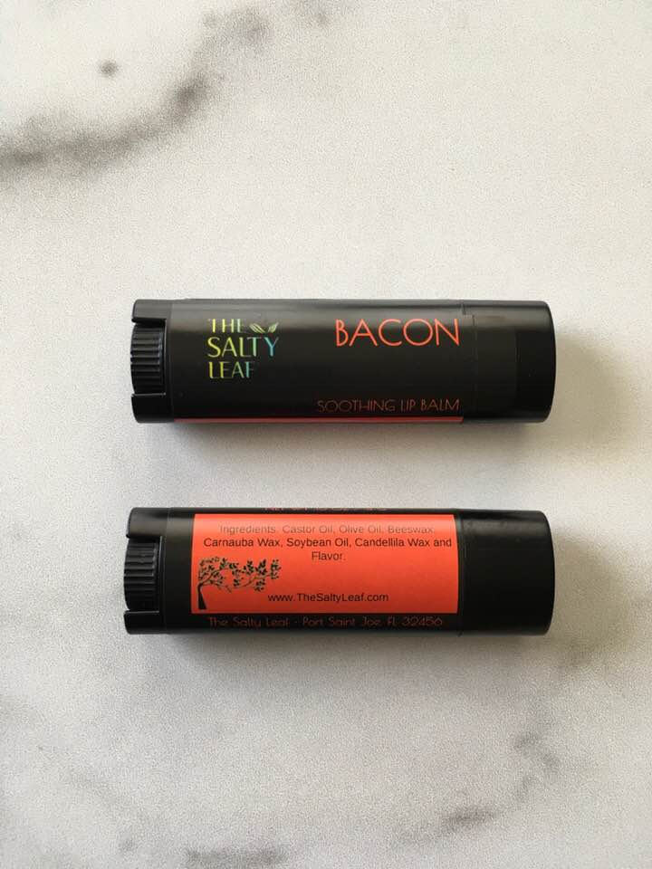 Bacon Soothing Lip Balm