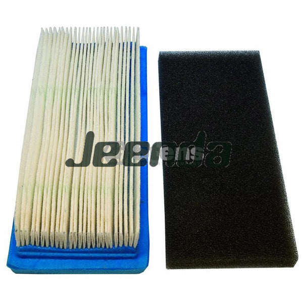 Air Filter Combo 17211-ZG9-800 17211ZG9800 17218-ZG9-800 17218ZG9800 17231-2M0-000 4327391 4327883 for HONDA