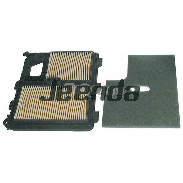 Air Filter Combo 17010-ZJ1-000 17010ZJ1000 17211-ZJ1-000 17211ZJ1000 17218-ZJ1-000 17218ZJ1000 for HONDA