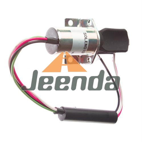 Exhaust Solenoid Valve 10871 3 Wire for Corsa Electric Captain's Call Systems