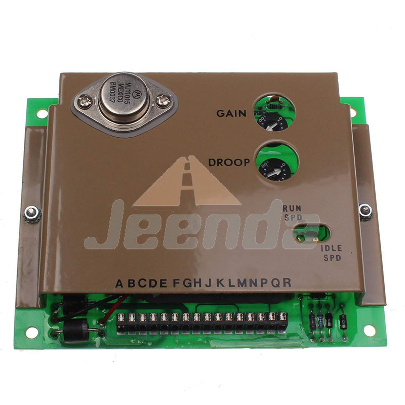 Generator Genset Speed Controller Governor EFC 3044195 for Cummins