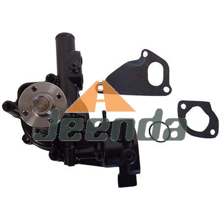 Free Shipping Water Pump AM882090 129508-42001 with Pipe for John Deere 27D 35D 3235C 3032E 3036E 3038E
