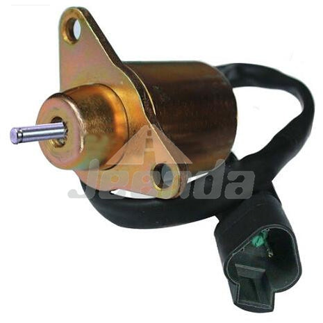 Stop Solenoid 119563-77957 for Yanmar 12V