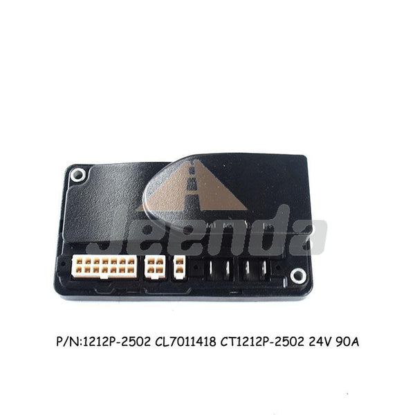 Motor Controller for Curtis 1212P-2502 CL7011418 CT1212P-2502 24V 90A