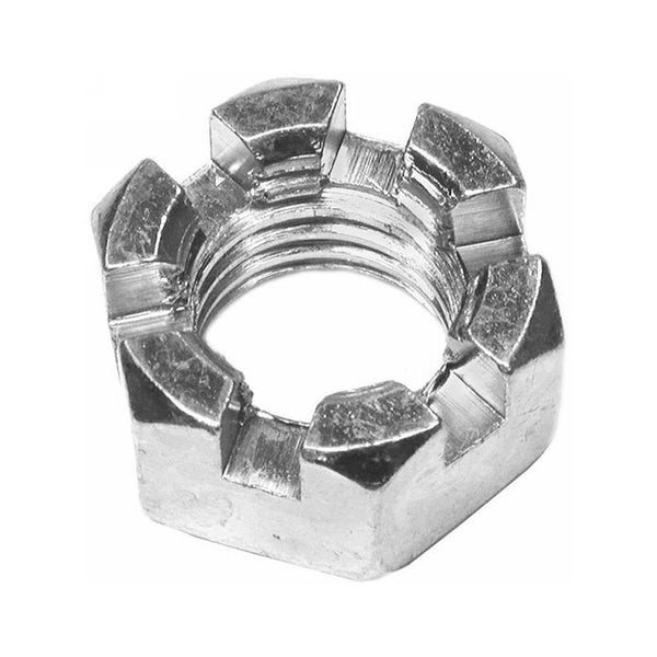 Slotted Hex Nut 91472 for WESTERN