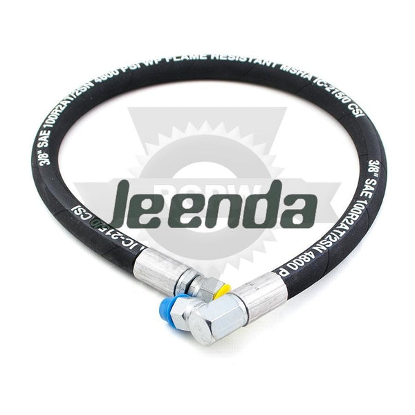 "28-1/2"" x 3/8"" Hydraulic Hose 96104247 for SNO-WAY"