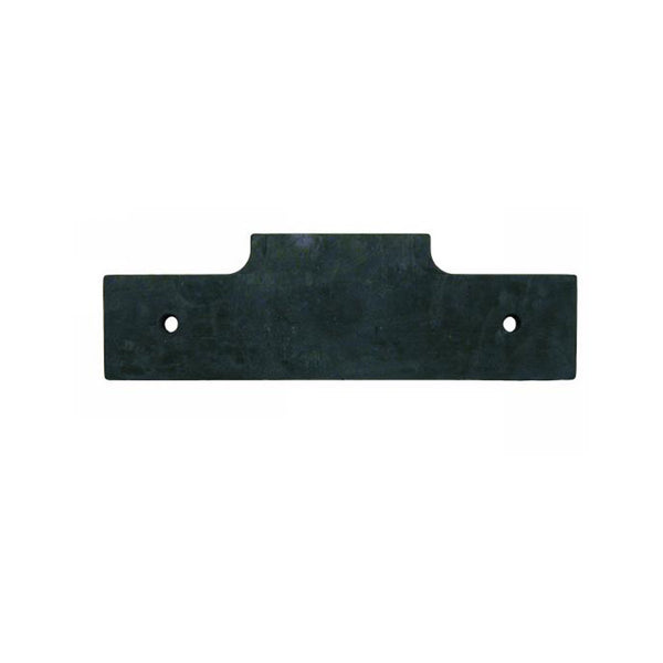Rubber Cutting Edge for MVP V-Plow Center 63508 for FISHER