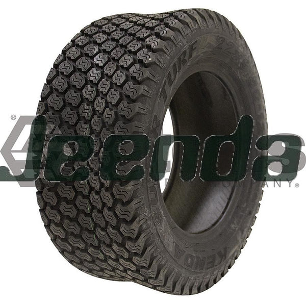Kenda 4 Ply Super Turf Tire 22-9.50-12 484555 for SCAG