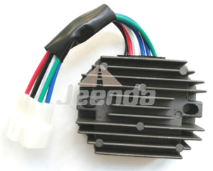Free Shipping New Voltage Regulator Rectifier SH626-12 M97348 AM70121 AM126304 21066-2056 21066-2070 for John Deere 130 15A M70121 Kawasaki FB 13A 18HP 460 21066-2056 John Deere 425 20A M97348