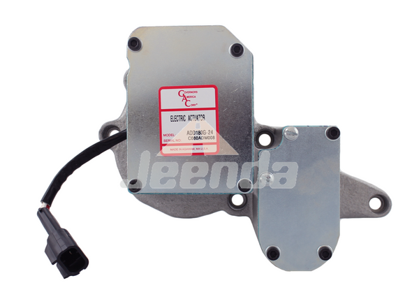GAC ADD180G-12 Integrated Engine Mounted Actuators for Deutz 1012 1013/2012 Volvo 520/720 Engines
