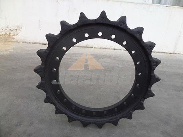 Free Shipping Sprocket 2404N262 09-11-0006 2404N262X 2404N414 R1615000M01 SI881 for Kobelco SK200-3/SK200-5 New Holland EH215